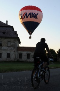 Bělské balónové hemžení 2013