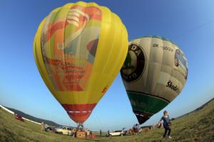 Bělské balónové hemžení 2019