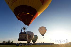 Bělské balónové hemžení 2020